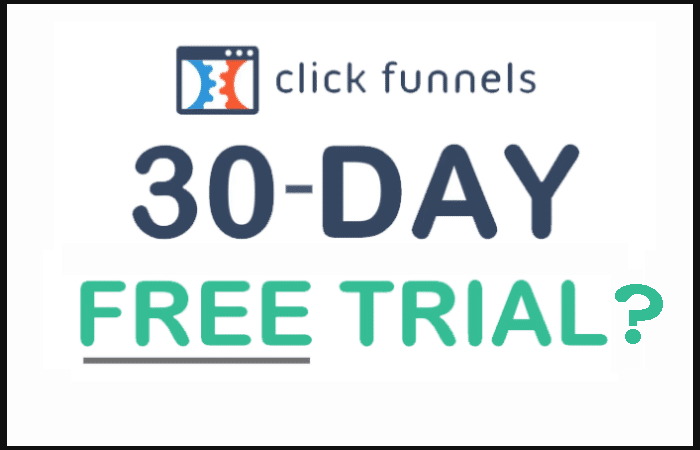 How To Get ClickFunnels FREE Trial for 30 Days