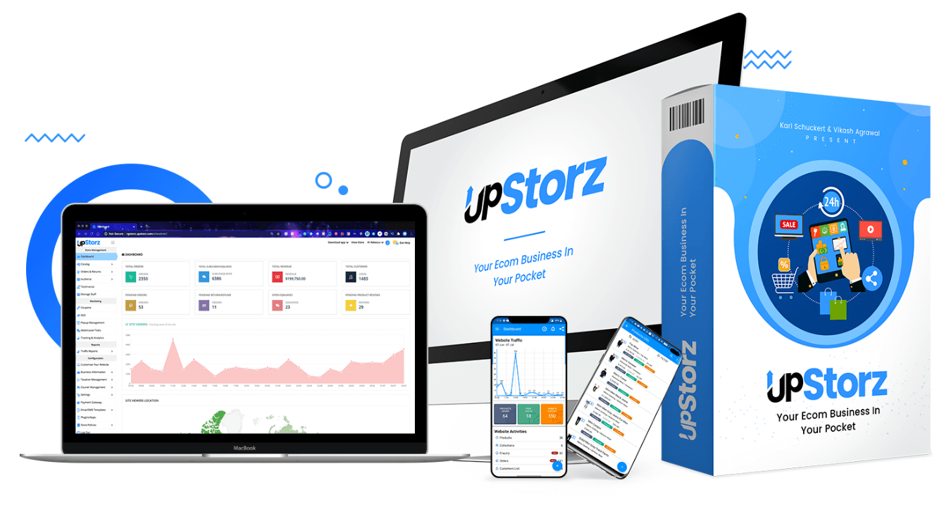 Upstorz Review