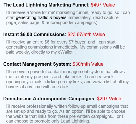 power lead system marketing funnel