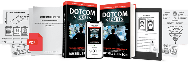 dotcom secrets book bundle