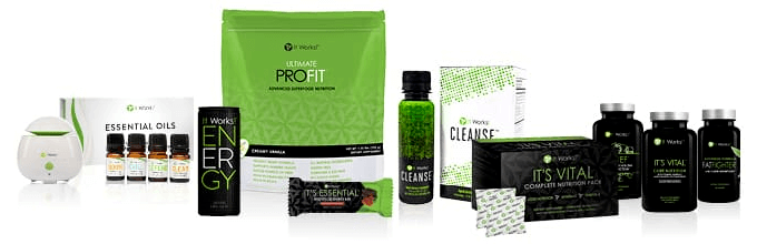 It Works Product Line