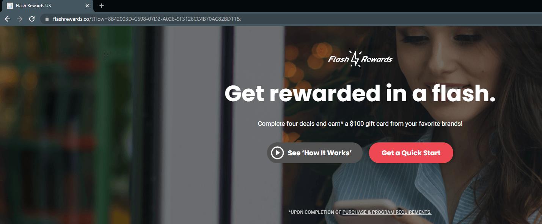Flash Rewards